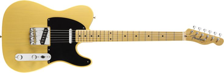 American Vintage '52 Telecaster®  Telecasters are really starting to grow on me. This one is great!