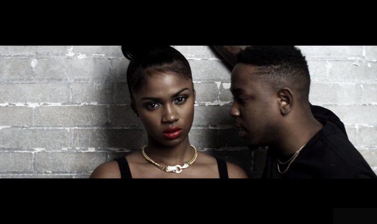 """Kendrick Lamar ft. Drake """"Poetic Justice"""" Music Video"""