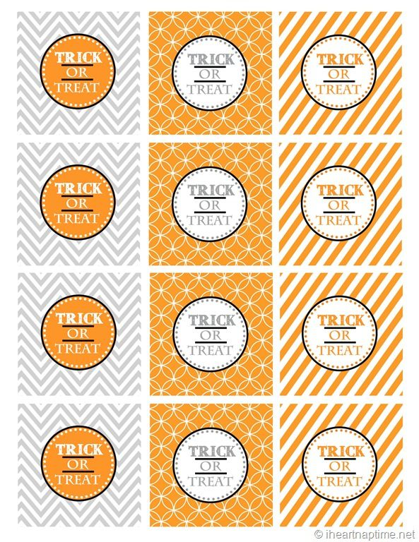 free halloween printable on iheartnaptimenet these make great cupcake toppers