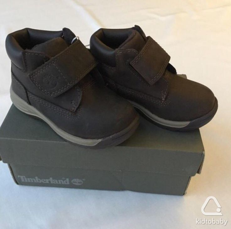 Новые ботинки Timberland, р. 22, 4 000 Р