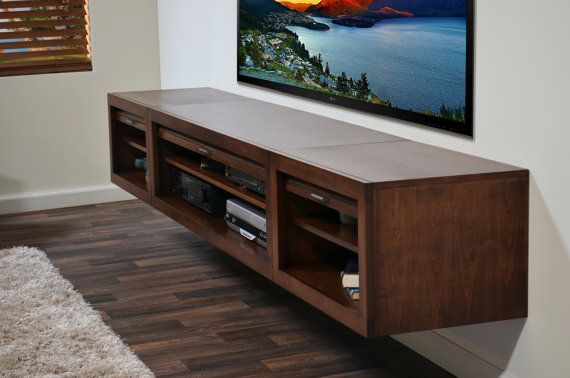 17 best ideas about wall mount entertainment center on pinterest wall mounted tv unit wall. Black Bedroom Furniture Sets. Home Design Ideas