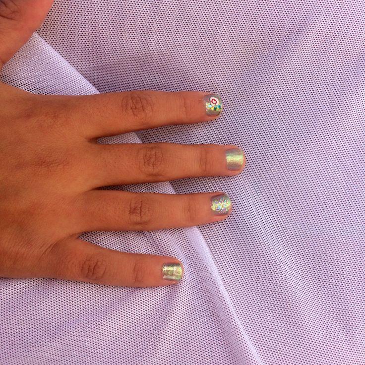 #nails #princess