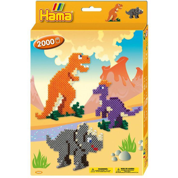 www.pandurohobby.se Katalog 80-Barn-Junior 8030-Parlor 803005-Rorparlor 4 451488-Hama-midi-2000-Dinoworld