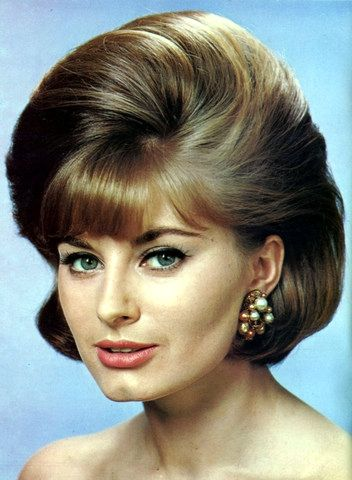 bouffant hairstyles ideas