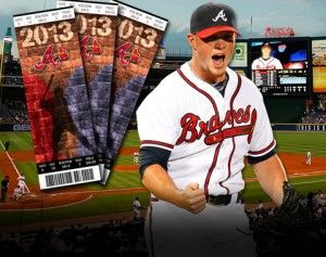 Atlanta Braves: Discounts + Concerts for the 2013 Season