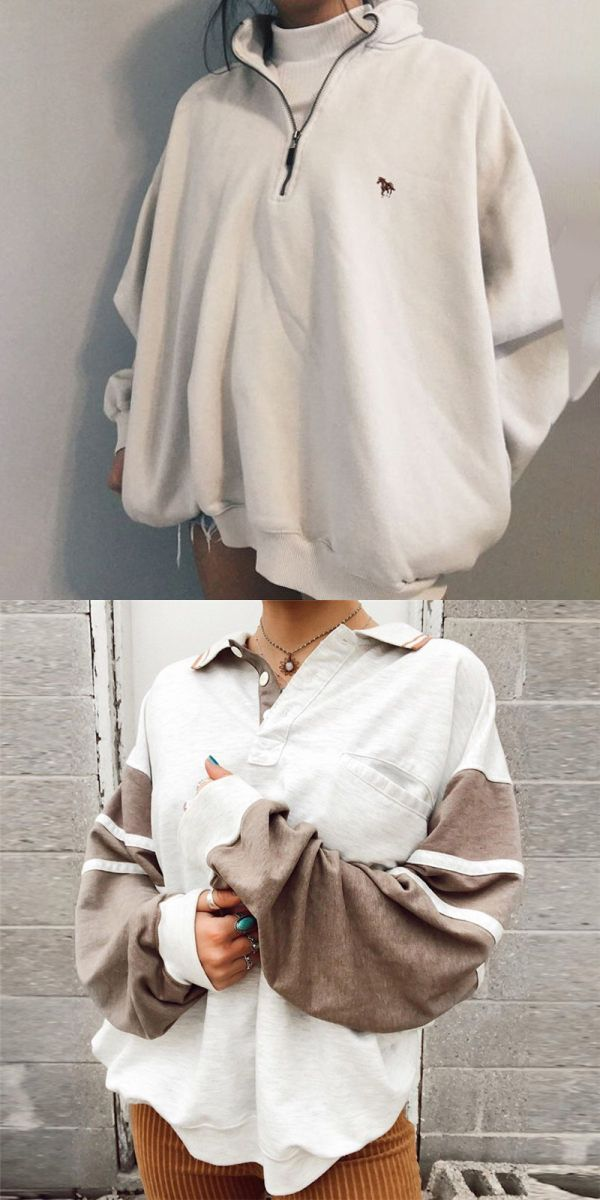 Print Long Sleeve Round Neck