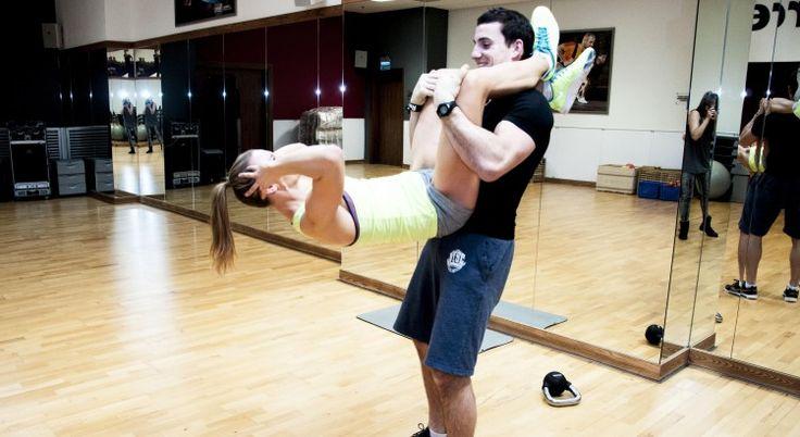 Ćwiczenia na brzuch - zbuduj siłę mięśni!