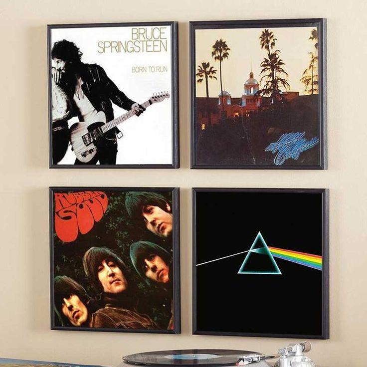 Snap Together LP frame  Altijd al willen pronken met je favoriete plaat nu kan dat! Hang je favoriete album aan de muur met de snap together LP frame.  EUR 9.95  Meer informatie