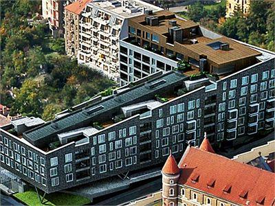 rezidence Sacre Coeur Švédská Praha 5