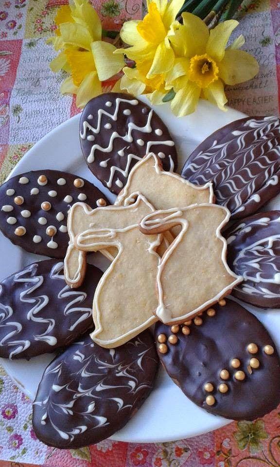 Csokis keksztojás - a locsolóknak