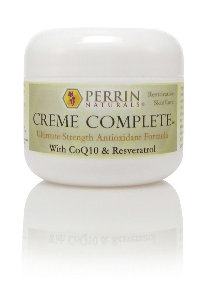 Lichen Sclerosus Natural Treatment- Creme Complete is an all natural restorative cream.