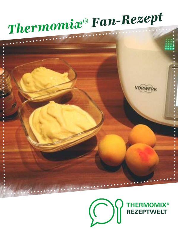 Pfirsich-Maracuja-Eis – wie Solero aus Manumou. Ein Thermomix ® Rezept aus dem …   – thermomix