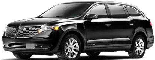 2016 Lincoln MKT Black