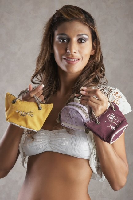 Liliano BE1E geel & paars BE4E lila Deborah tassen double7 tassen-mode-nieuws
