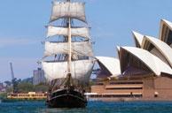 Set Sail With Sydney Harbour Tall Ships! #LimeAndTonicSydney