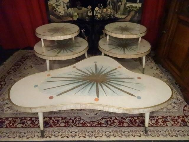 Oh My God! I want these tables!! ~ SMS