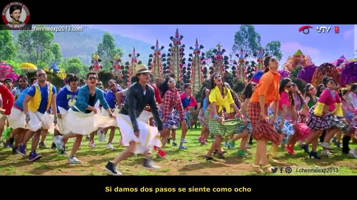 Kashmir Mein Tu Kanyakumari - Subtitulado español (+lista de reproducción)