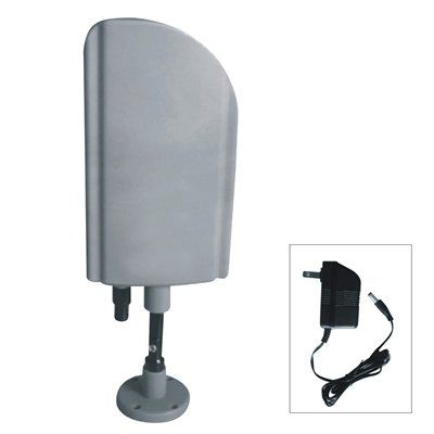 Digiwave ANT4008 Indoor and Outdoor TV Antenna with Booster