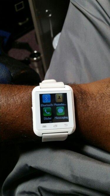 U8 smart watch.