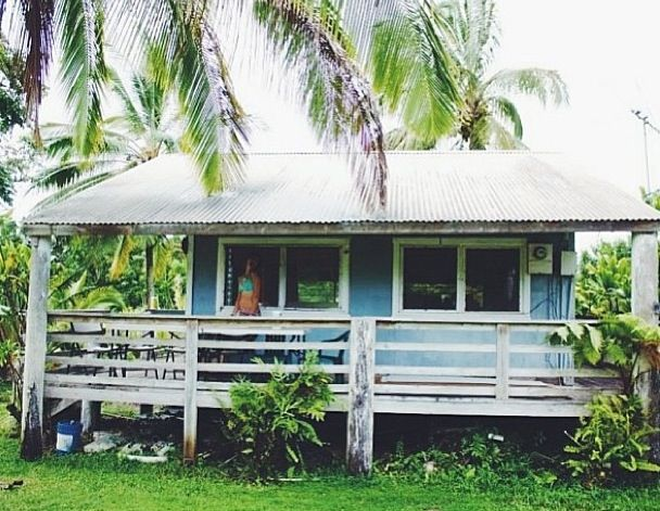 Perfect little beach shack.