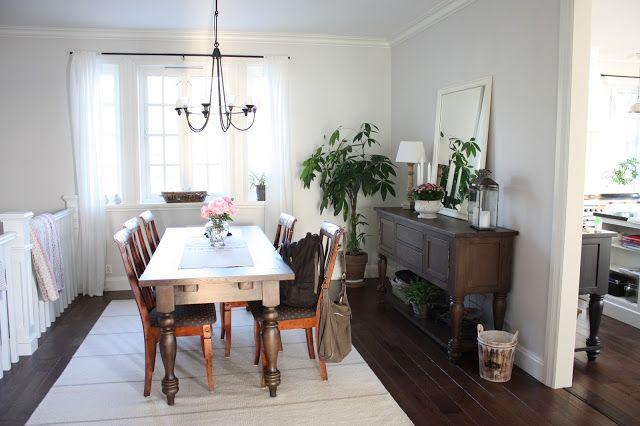 Camilla at Home: Fargene i huset, sommersne