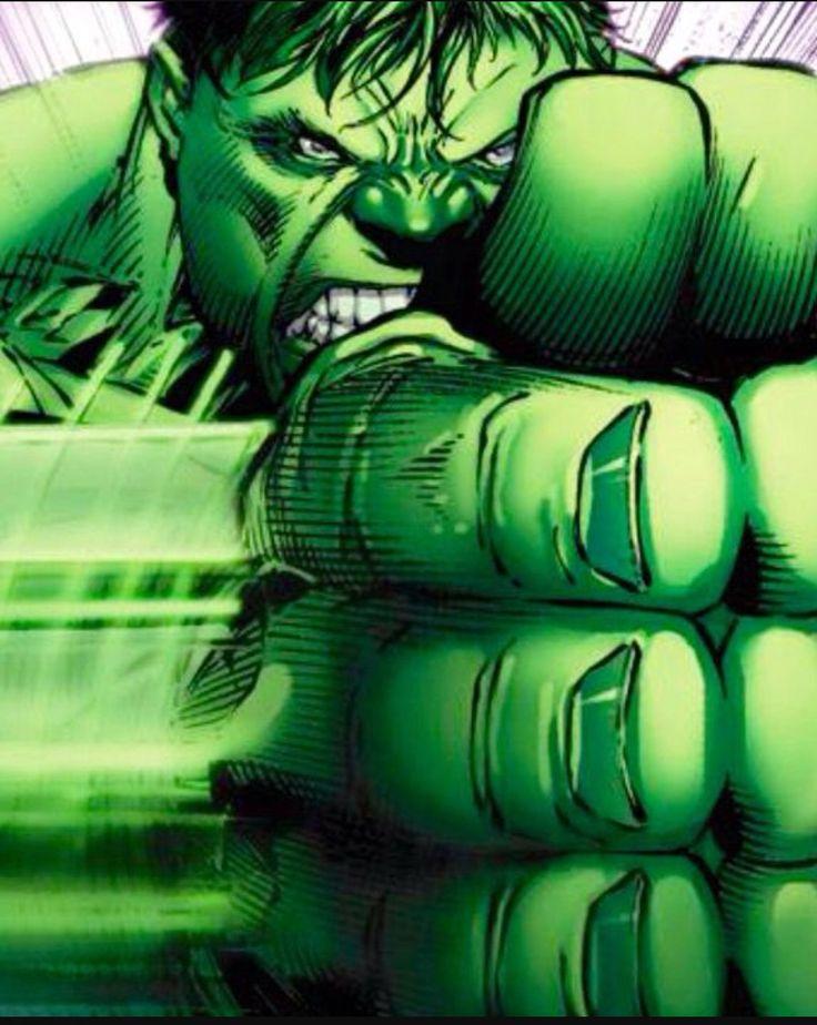 Hulk's Thunderclap attack