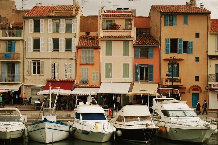 cassis old port