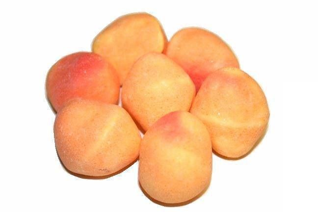 Apricots, sweets i bought growing up in Zimbabwe