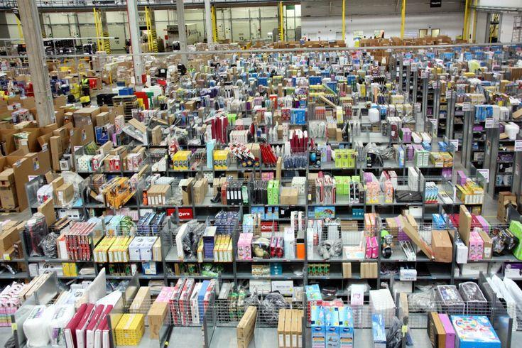 Nació Digital: Amazon instal·larà al Prat de Llobregat un gran centre logístic pel sud d'Europa