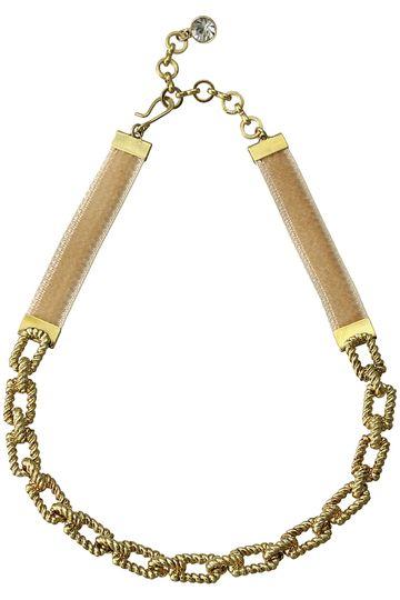 CHAIN リボンチョーカー アデル ビジュー/ADER.bijoux
