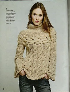 fantasitc cable knit