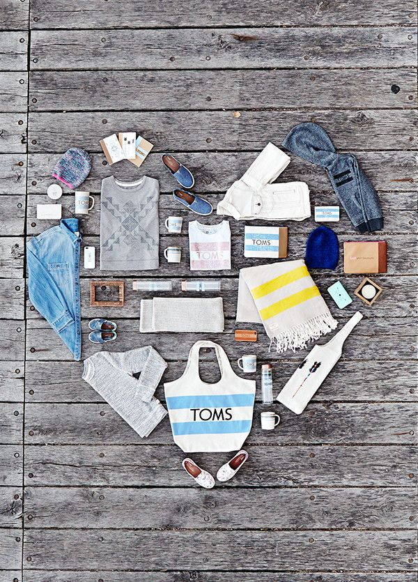 It's hard not to fall in love with the TOMS for Target do-good collaboration! From sweatshirts to shoes and blankets to totes, this collection is perfect for anyone on your gift list. Plus, each purchase gives back to those in need. Double love! Look for it 11/16.