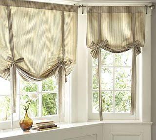 No es la tipica cortina, original ;-)