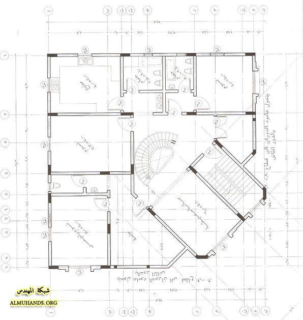 تصاميم معماريه منتديات شبكة المهندس Diagram