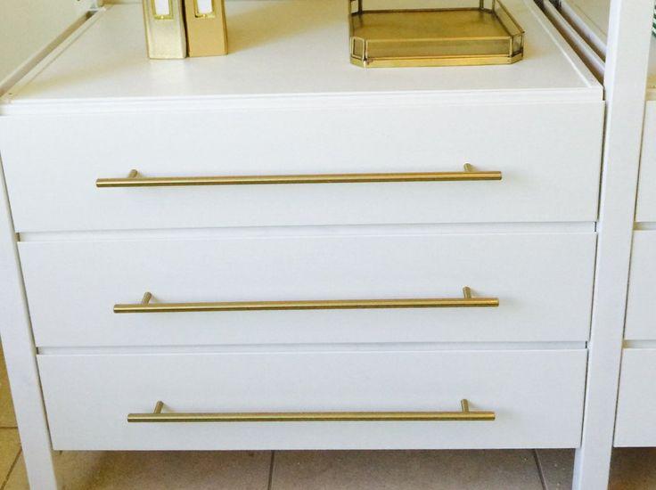 Best 25 Ikea Dresser Makeover Ideas On Pinterest Nightstands Ikea Bedroom Furniture And Grey