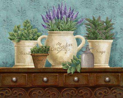 Summer Herbs main page