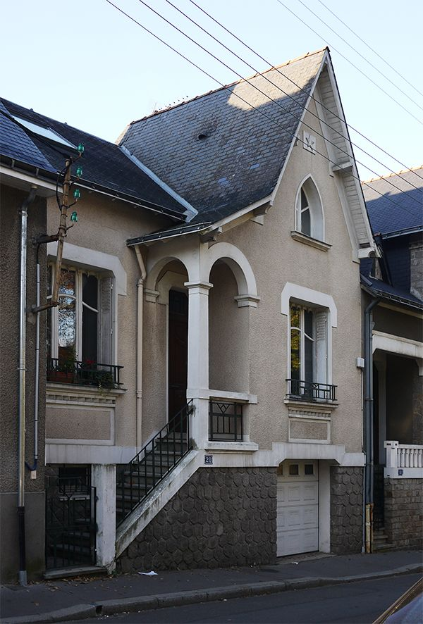 72 best archi nantes images on pinterest frances o for Garage ad nantes dalby