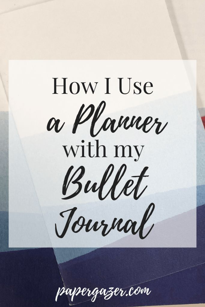 Awesome tips about how to use a @MayBooks planner for future planning with your bullet journal. I use this system for work and it helps me stay organized!