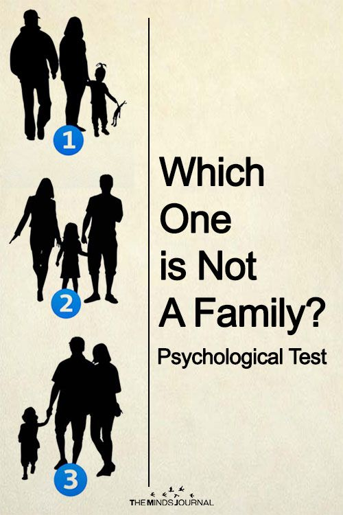 Psychological Test: Which One is Not A Family? | Quiz, Fun tests and