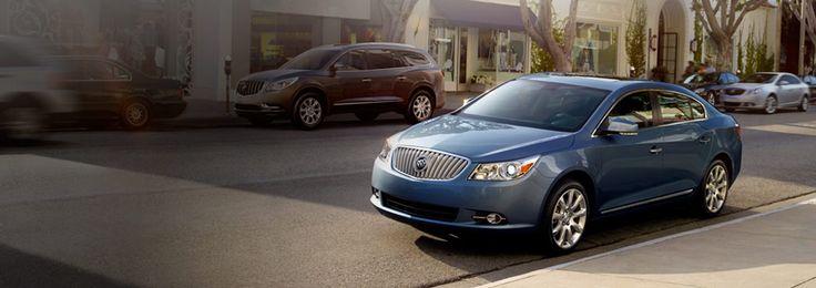 2013 Buick LaCrosse | Luxury Mid-Size Sedan | Buick #buick #puremichigan