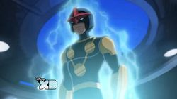 Marvel's Ultimate Spider-Man: Nova/Sam Alexander