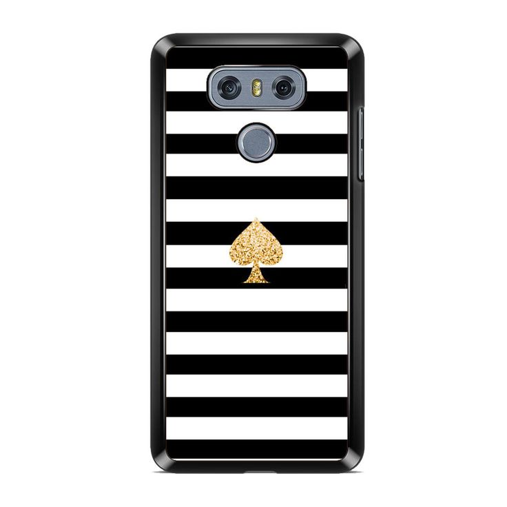 Kate Spade Stripe LG G6 Case | Products | Pinterest