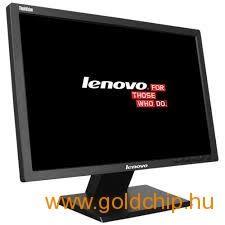"Lenovo 19"" LCD szélesvásznú monitor  http://www.goldchip.hu/Lenovo-19-LCD-szelesvasznu-monitor-d30907.htm"