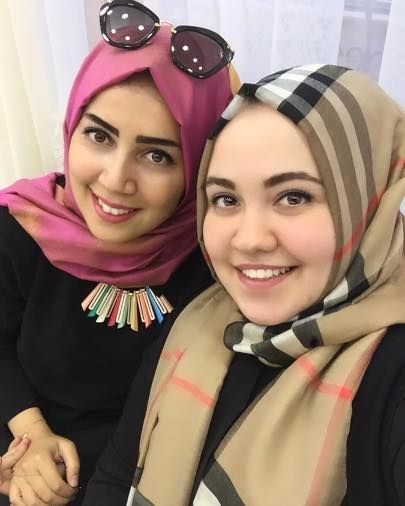 hijab styles for plus size women