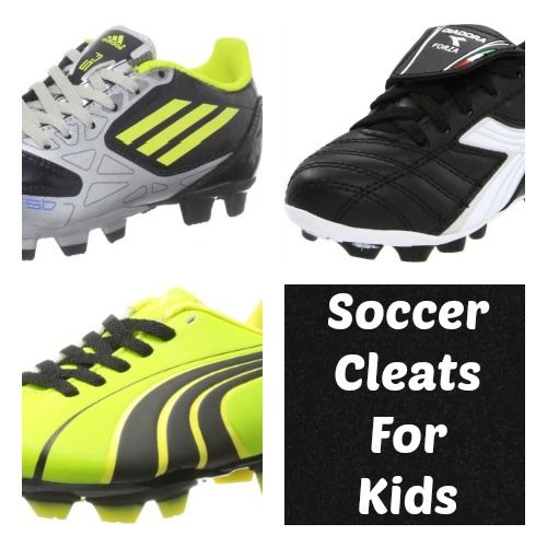 Soccer Cleats For Kids #kids #soccer