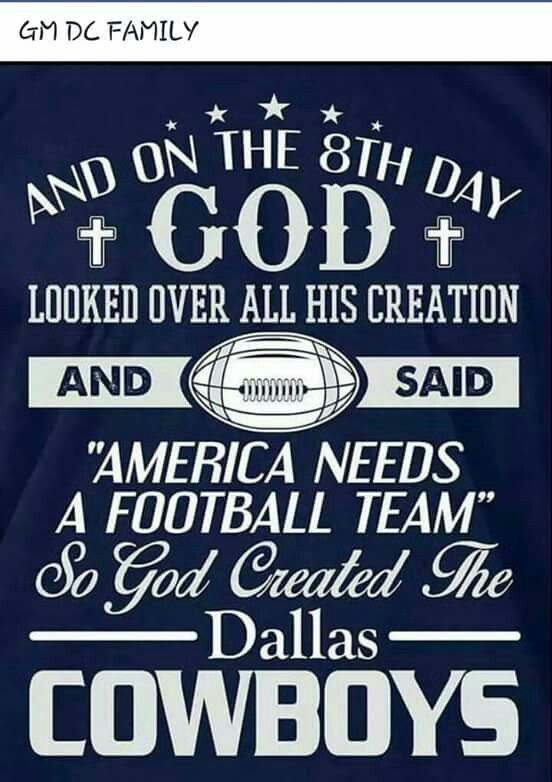 Dallas Cowboys Humor ★                                                                                                                                                                                 More