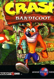 Crash Bandicoot Poster