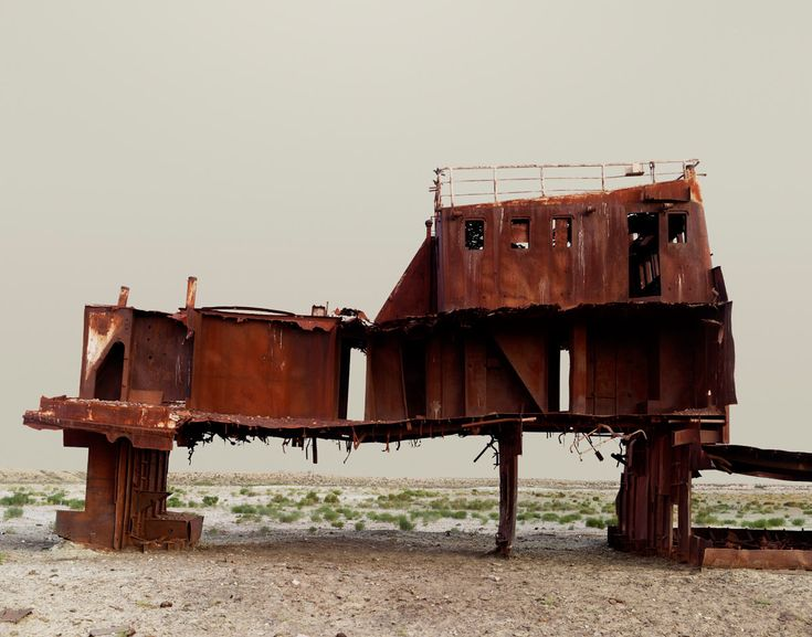Click to enlarge image JuxtapozNadavKander07.jpg The Soviet Union's Abandoned Nuclear Test Cities