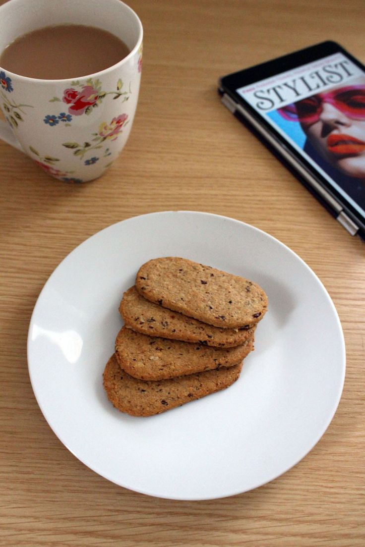 Nairns gluten free biscuit breaks - Free From Fusion