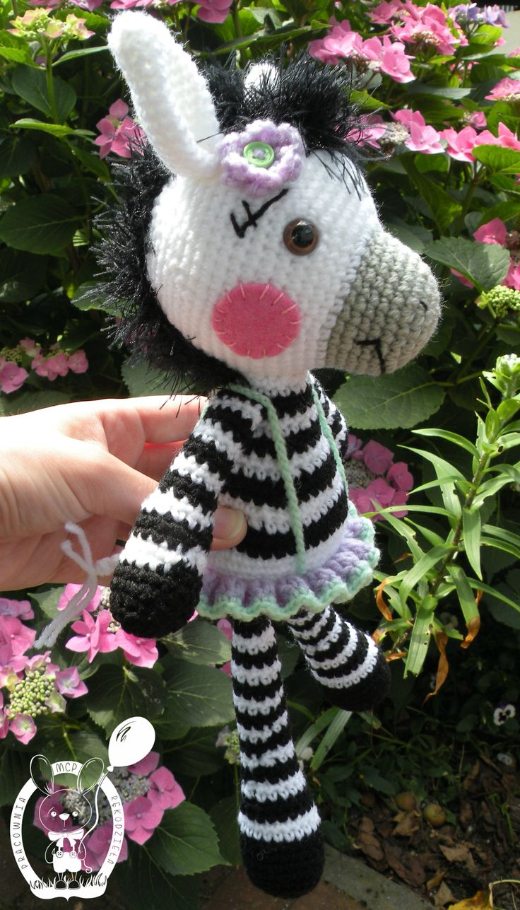 Ella the Zebra